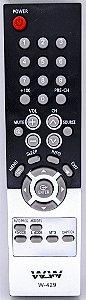 Controle Remoto LCD SAMSUNG REF:429
