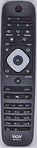 Controle Remoto LCD PHILIPS REF:7413