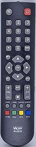 Controle Remoto LCD PHILCO- REF:8039