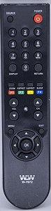 Controle Remoto LCD Philco REF:WLW-7972