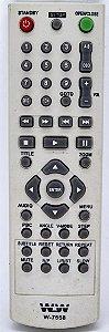 Controle Remoto DVD FAMA REF:7558