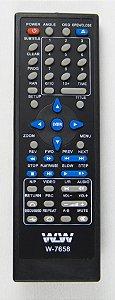 Controle Remoto DVD ANIVOX- REF:7658