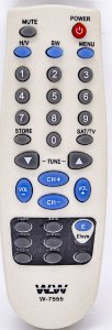 CONTROLE REMOTO TV OBESITY REF:7555
