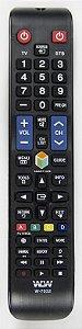 CONTROLE LCD SAMSUNG SMART W-7032