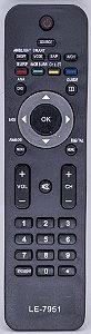 Controle Remoto Tv Philips WLW-7951