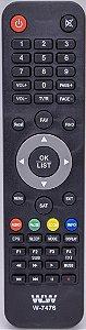 Controle Remoto  LCD AZ MERICO REF:7476