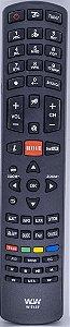 Controle para TV Philco com netflix REF:WLW-7487