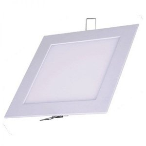Plafon Painel LED EMBUTIR QUADRADO 12W BF