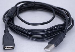 Kit 10un Cabo Usb 2.0 Macho X Fêmea filtro 5MT USB-AG-AM-5M