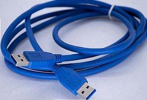 Kit 10un CABO USB 3.0 Macho X USB 3.0 Macho 3Mt US3.0-AA-3