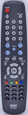 Kit 10un Controle Remoto LCD SAMSUNG- REF:7444