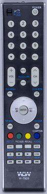 Kit 10un Controle Remoto LCD Toshiba 7925