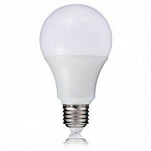 Kit 15un Lampada de LED 9w E27 Branco Frio BIVOLT