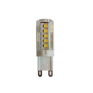 Lampada Bipino G9  2.5w Branco Quente