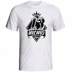 Camiseta 13 Memo