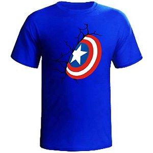camiseta capitão america 2