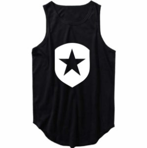 Regata Masculina Longline Shield