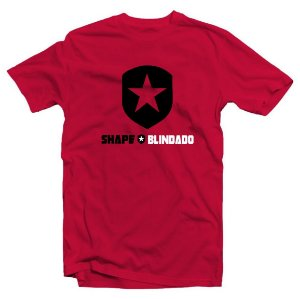 Camiseta Escudo Shape Blindado