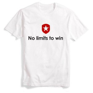 Camiseta No Limits To Win