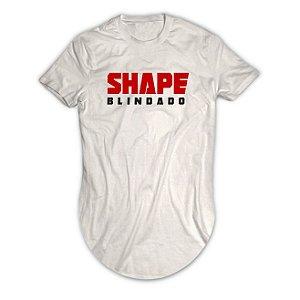 Camiseta Longline Shape Blindado