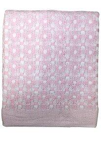 Manta Termica Texnew Requinte Rosa