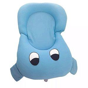 Almofada De Banho Para Bebe Giti Baby Azul