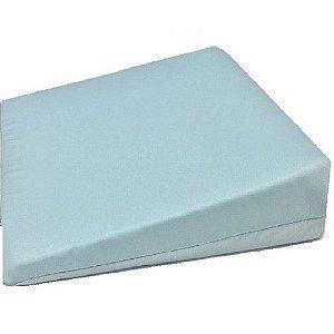 Travesseiro Anti-refluxo para Berço Soft Baby Azul