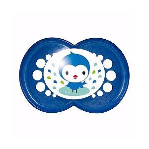 Chupeta MAM Pearl Tam 2 Pinguim Azul