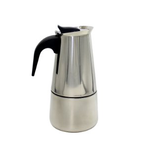 Cafeteira Tipo Italiana em Inox P/ 6 xícaras - 300ml