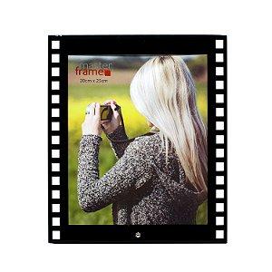 Porta Retrato de Vidro Filme Vertical 20x25