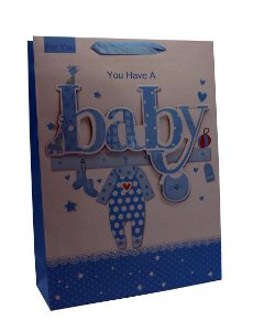 Sacola P/ Presente Baby - G