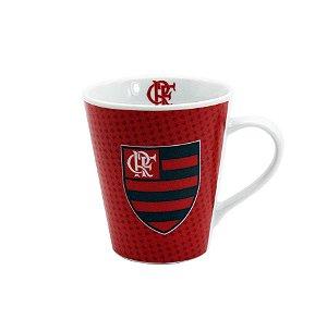 Caneca de Porcelana Flamengo