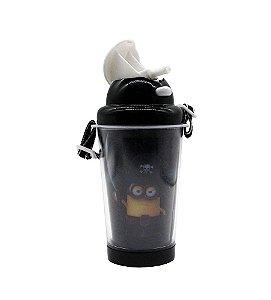 Garrafa de Plástico Minions Pirata
