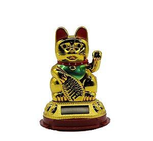 Enfeite Decorativo Gato da Sorte
