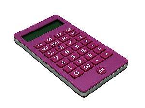 Calculadora de Bolso 8 DIG. Cores