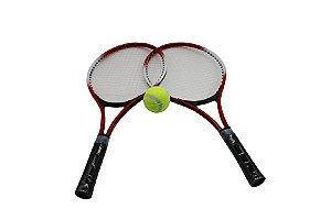 Kit Raquete de Tênis