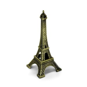 Enfeite Decorativo Torre Eiffel 13cm