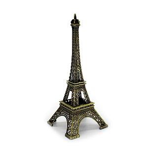 Enfeite Decorativo Torre Eiffel 25cm