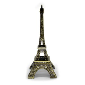 Enfeite Decorativo Torre Eiffel 32cm