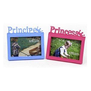Porta Retrato Príncipe/ Princesa 10x15