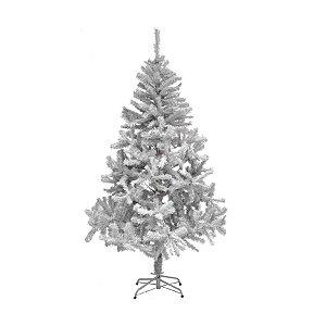 Árvore de Natal Branca 320 Galhos 180cm