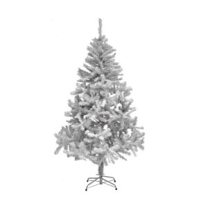 Árvore de Natal Branca 220 Galhos 150cm
