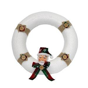Enfeite de Pendurar Papai Noel Espuma