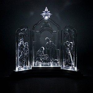 Presépio Musical c/ LED