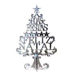 "Enfeite ""Boas Festas/ Feliz Natal"""