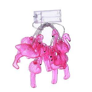 Luminária Para Decoração Flamingo