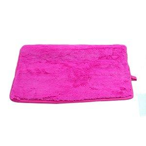 Tapete Retangular 40x60 Pink