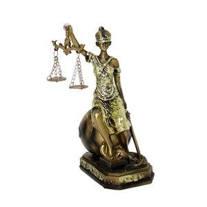 Resina Dama da Justiça QMH219543-21