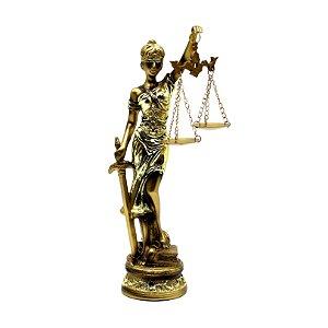 Resina Dama da Justiça QMH219557-21