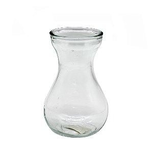 Vaso de Vidro Calama 14cm